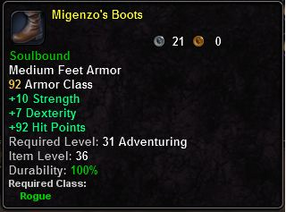 Migenzo's Boots