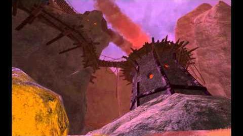 Vanguard Saga of heroes. Dungeon.Tharridons Scar.Scenery.