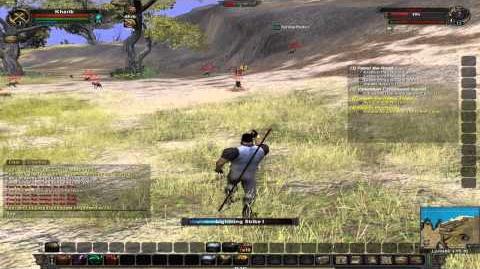 Lets Play Vanguard Saga of Heroes Part 2