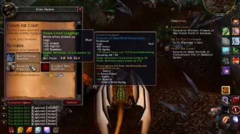 World Of Warcraft Unlocking The Frenzyheart Or Oracles Part2