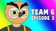Vanoss Gaming Animated- Team 6 - Toobcon! (Episode 3)