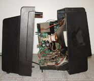 Vectrex opened side view -reduced