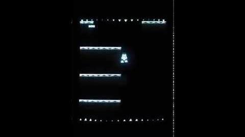 Vectrex_-_Spike_Goes_Down_(Alex_Herbert_Homebrew)
