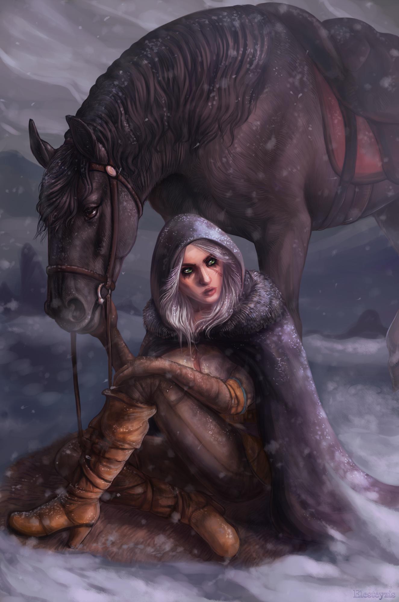 Кэльпи (лошадь)