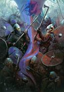 Война кланов by Maciej Łaszkiewicz