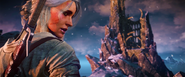 Ciri the witcher 3 wild hunt by youknowwho77-d7l5dm5