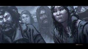 Ведьмак 3 Дикая охота - Вступительный ролик.