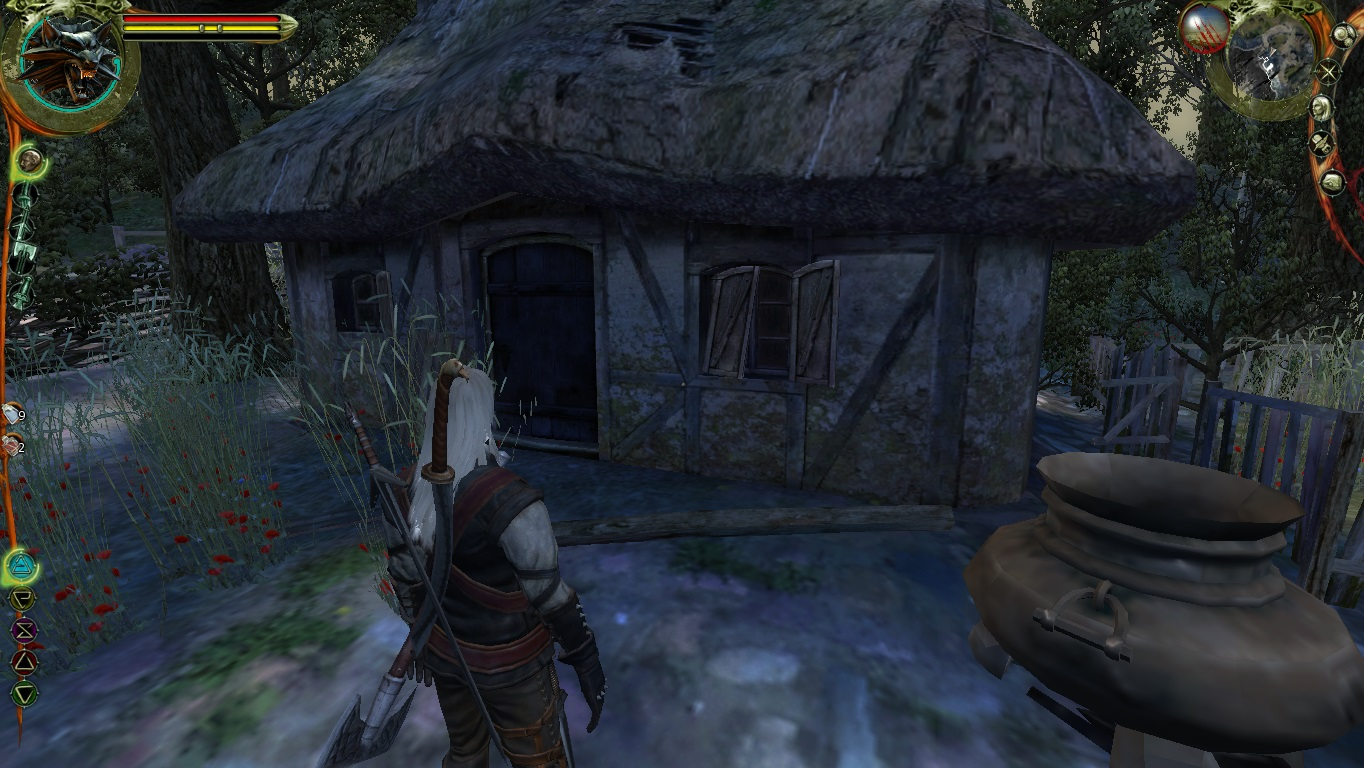Дом ведьмака