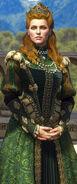 Генриетта в зеленомВ3