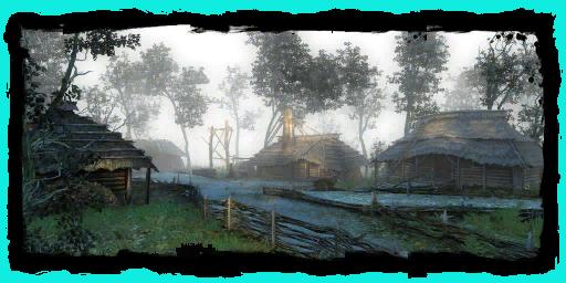 Деревня кирпичников