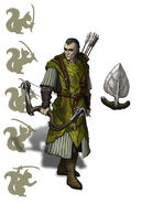 Scoia tael by 2blind2draw-d6lrd4d