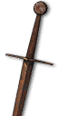 Ржавый меч из Велена
