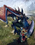 Дракон из Фирсдаля №1-4