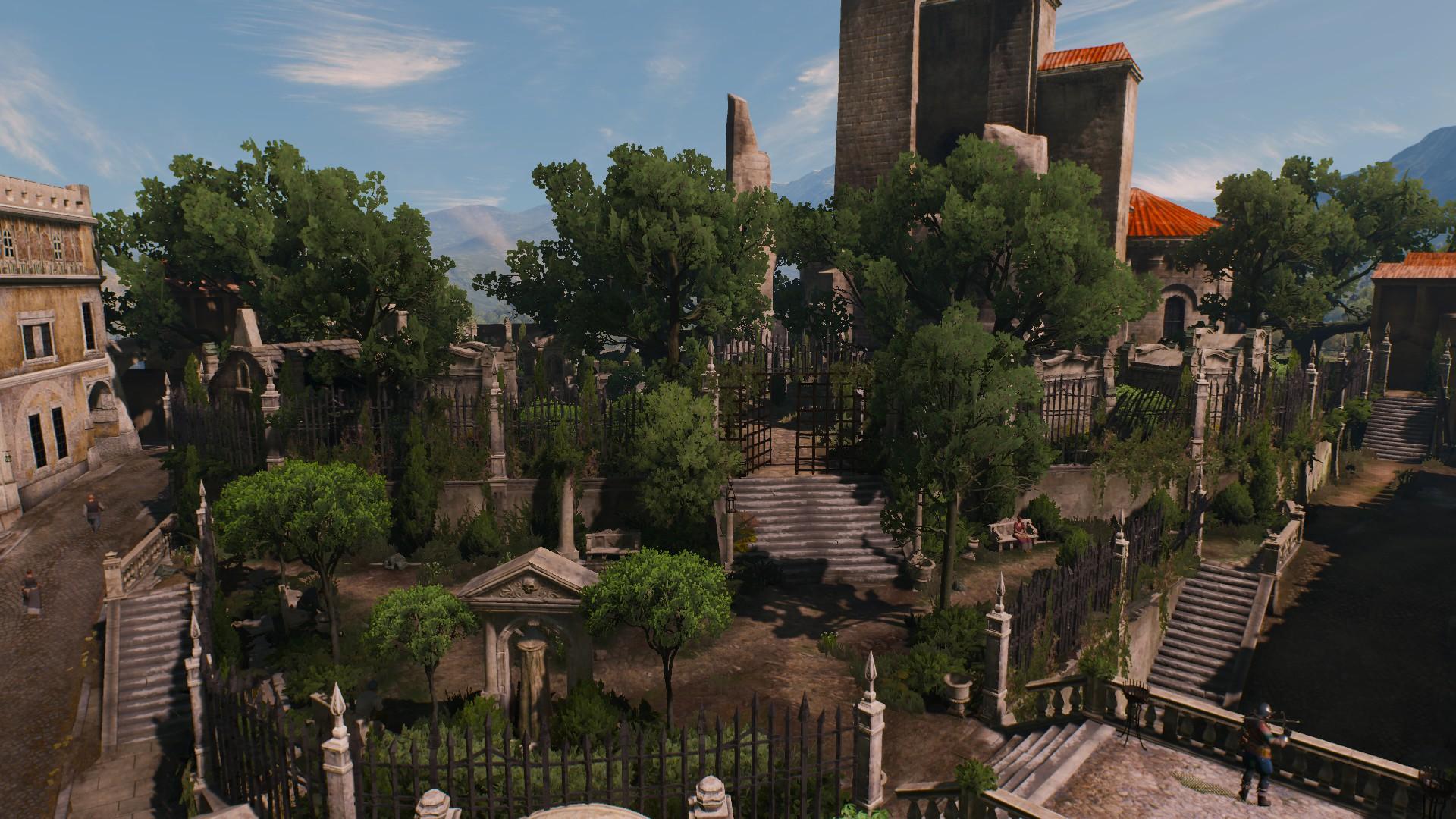 Городское кладбище