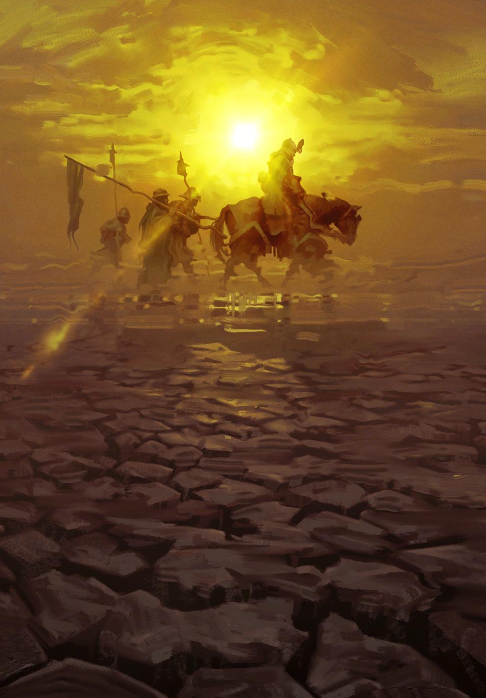 Пустыня Корат