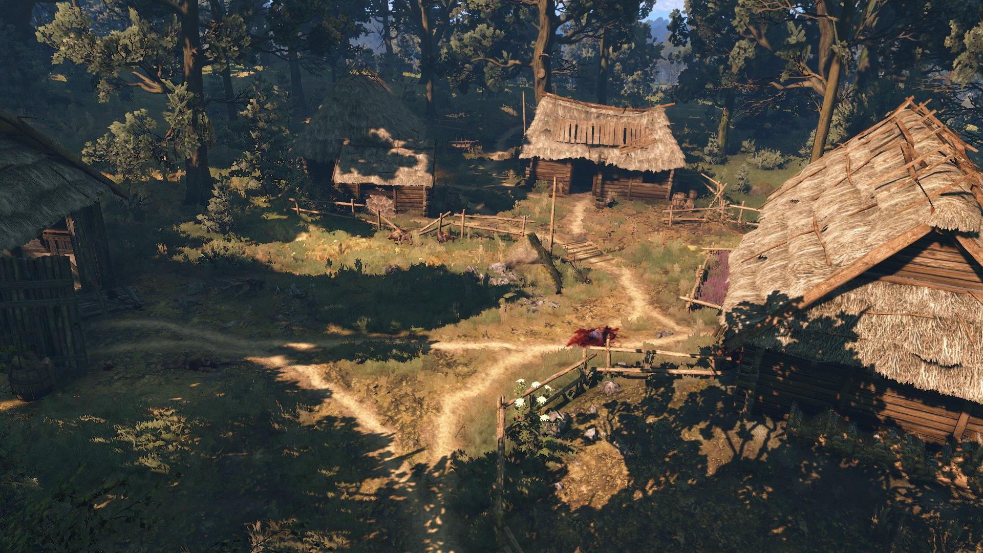 Деревня Доброво