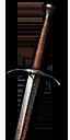 Ржавый новиградский меч