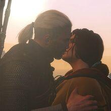 Поцелуй геральта и трисс1.jpg