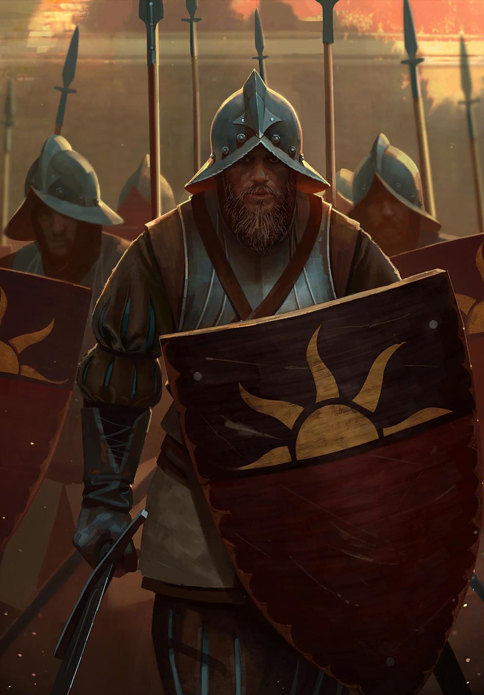 Княжеская гвардия Туссента