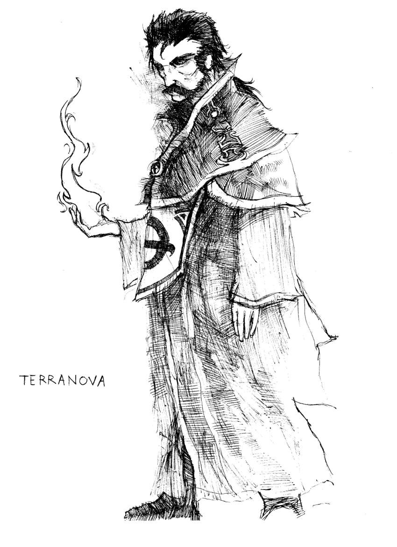 Артауд Терранова