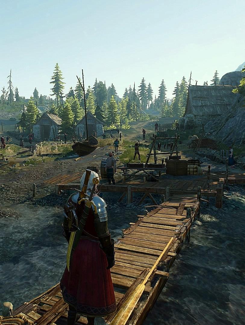 Деревня Раннвейг