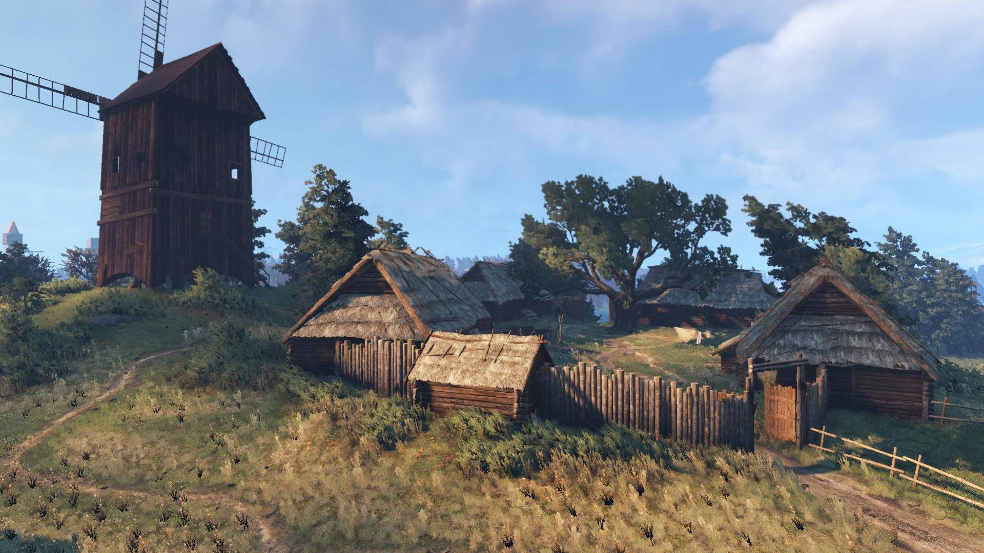 Деревня Карстен
