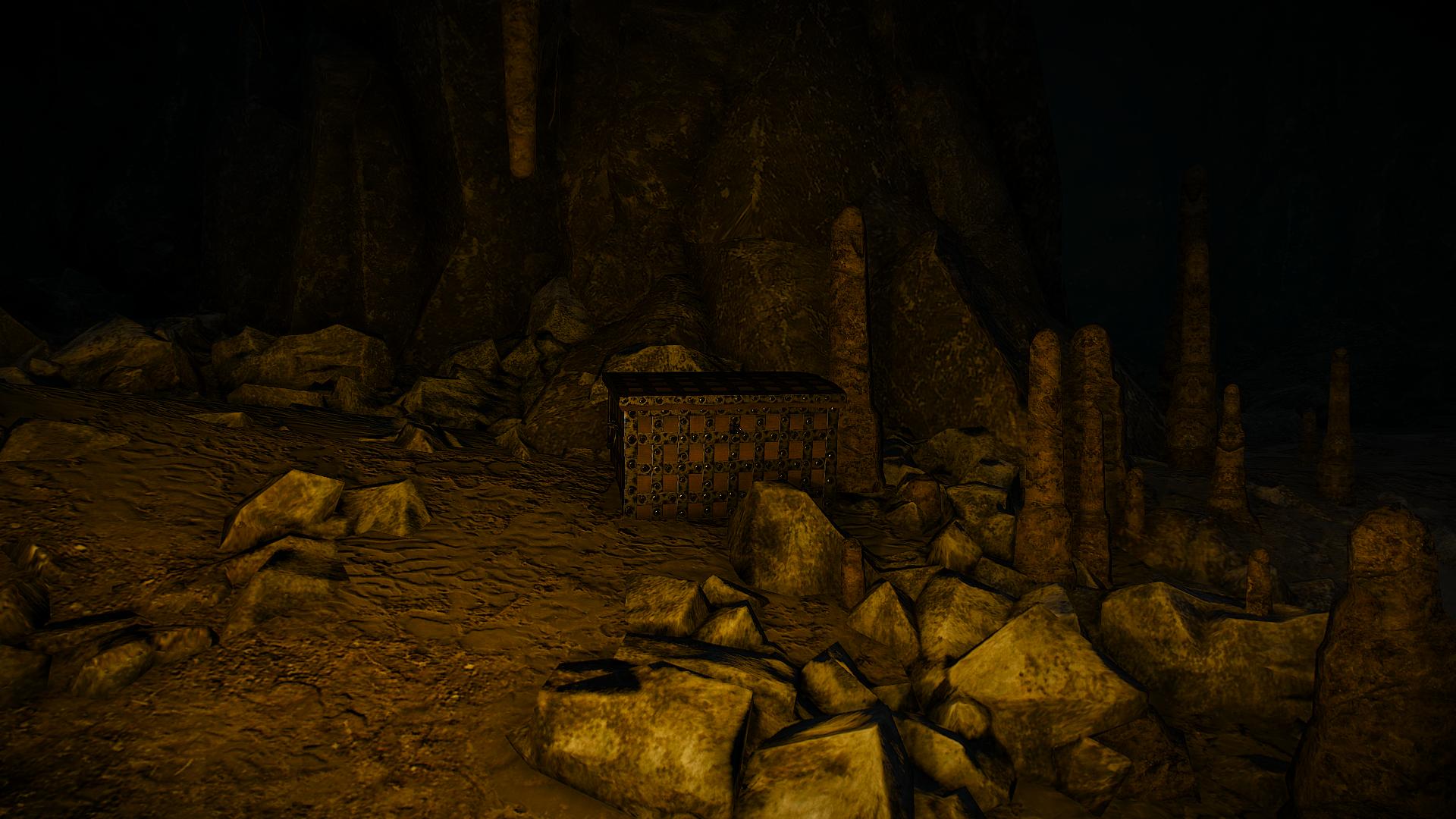 Ведьмачьи древности: улучшения Школы Волка I