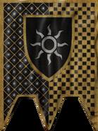 Флаг баннер нильфгаарда3