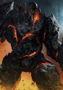 ОгненныйГолем