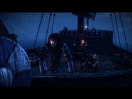 Роше на корабле1