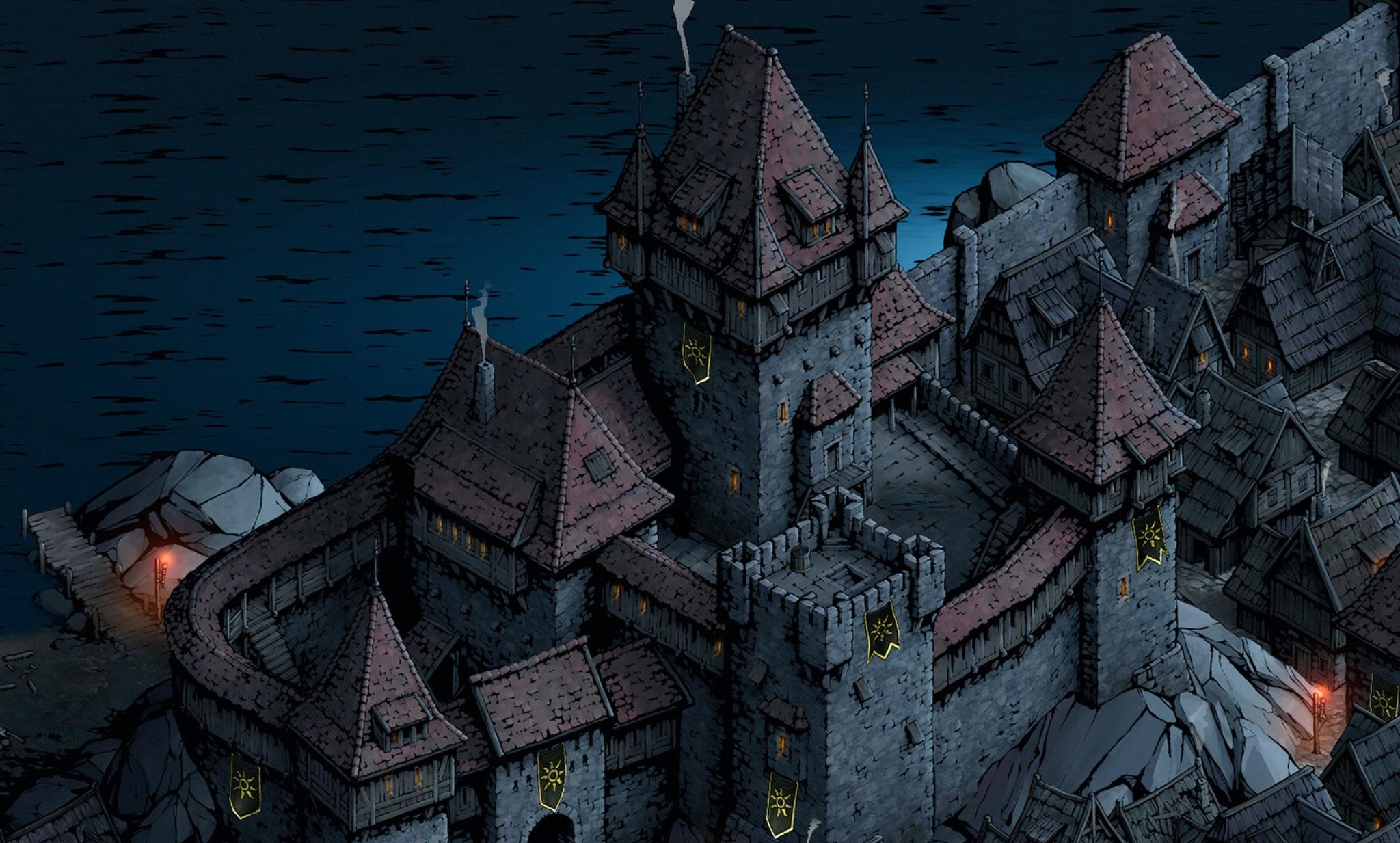 Замок Ривия