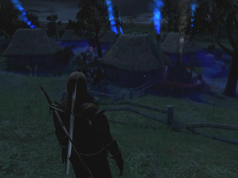 Тихая Деревня