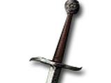 Стальной меч Школы Волка