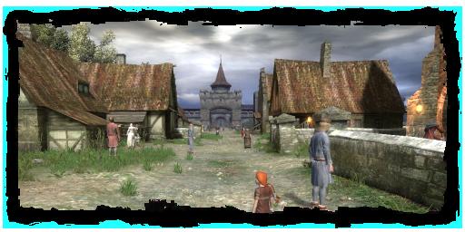 Главная деревня