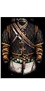 Кираса воина Фрейи