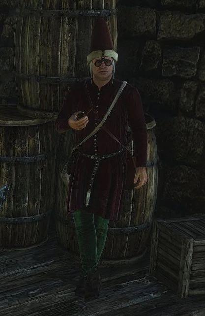 Таинственный торговец (персонаж)