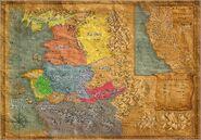 Карта Севера