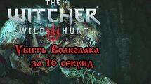 The_Witcher_3-_Wilkołak_in_16,13_seconds_(World_record)