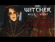 The Witcher 3- Iris von Everec in 19 seconds (WR)