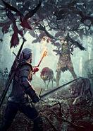 The witcher 3 wild hunt leshen cover2 by scratcherpen-d6nhtmi