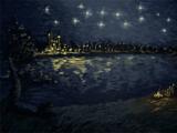 Звёздная ночь над Понтаром