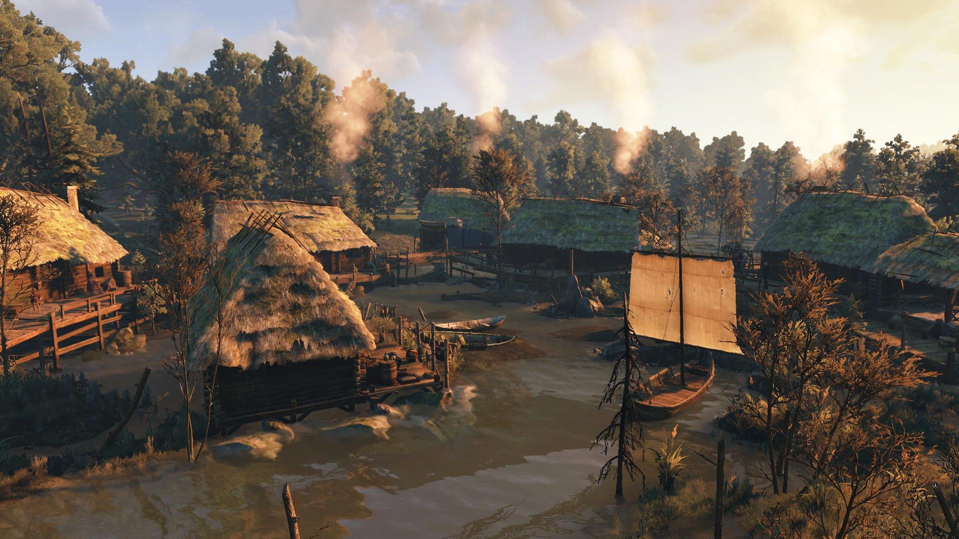 Деревня Рудник