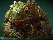 Жаба принц №3