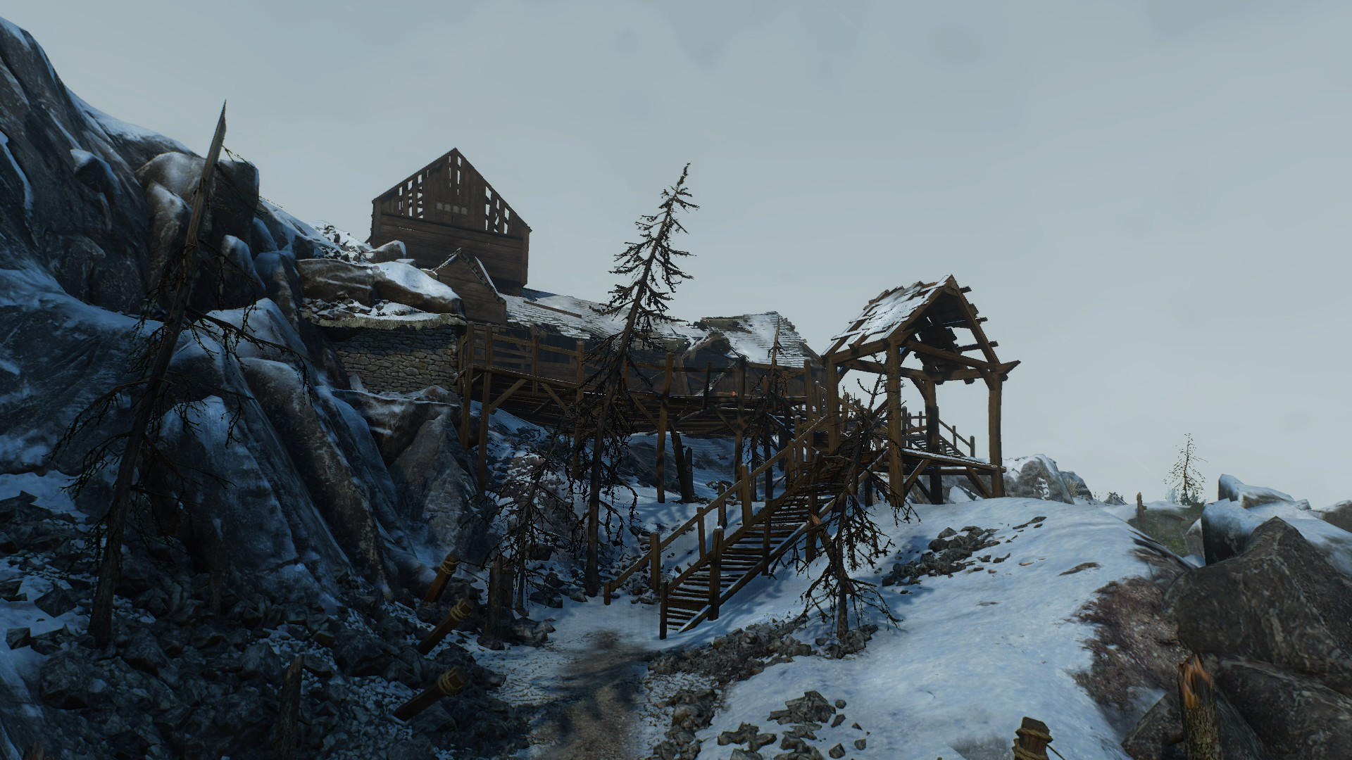 Старый дом Удальрика