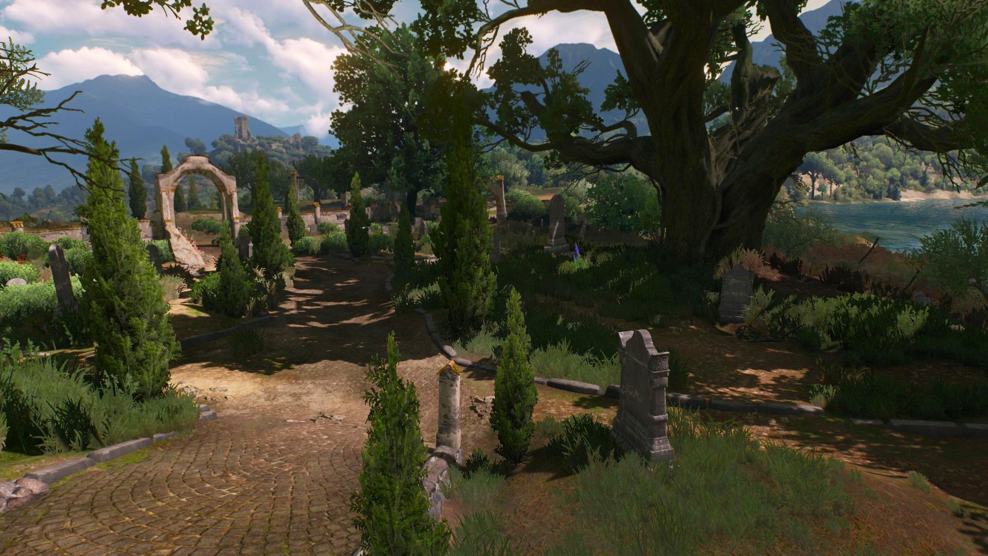 Застенное кладбище
