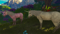 Tw3 Unicorns in world of fables