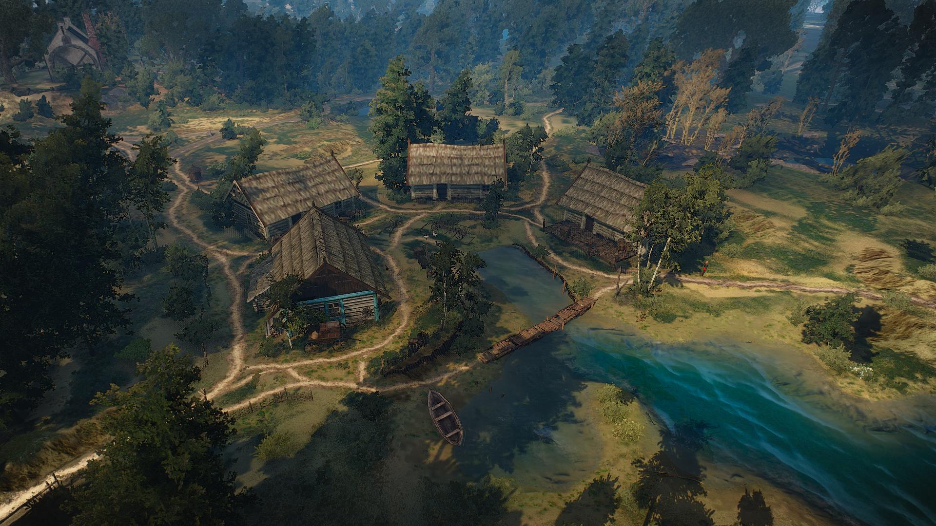 Деревня Аретт