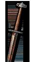 Ржавый скеллигский меч