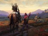 Путешествие Геральта и Лютика