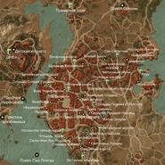 Боклер карта